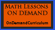 On Demand Curriculum